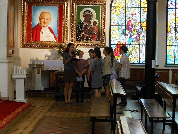 Ogl?dasz obrazy z dzia?u: Nabożeństwo ekumeniczne