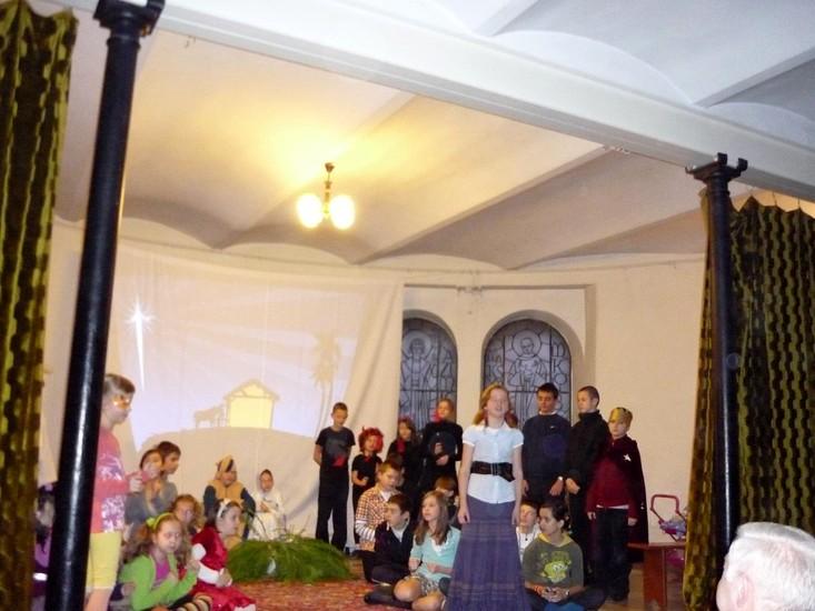 Ogl?dasz obrazy z dzia?u: Jasełka 2011